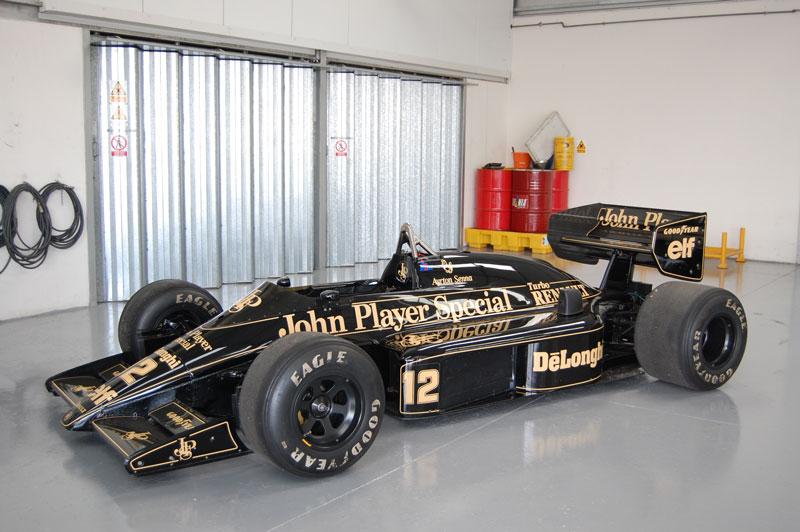 Lotus 98T Pre