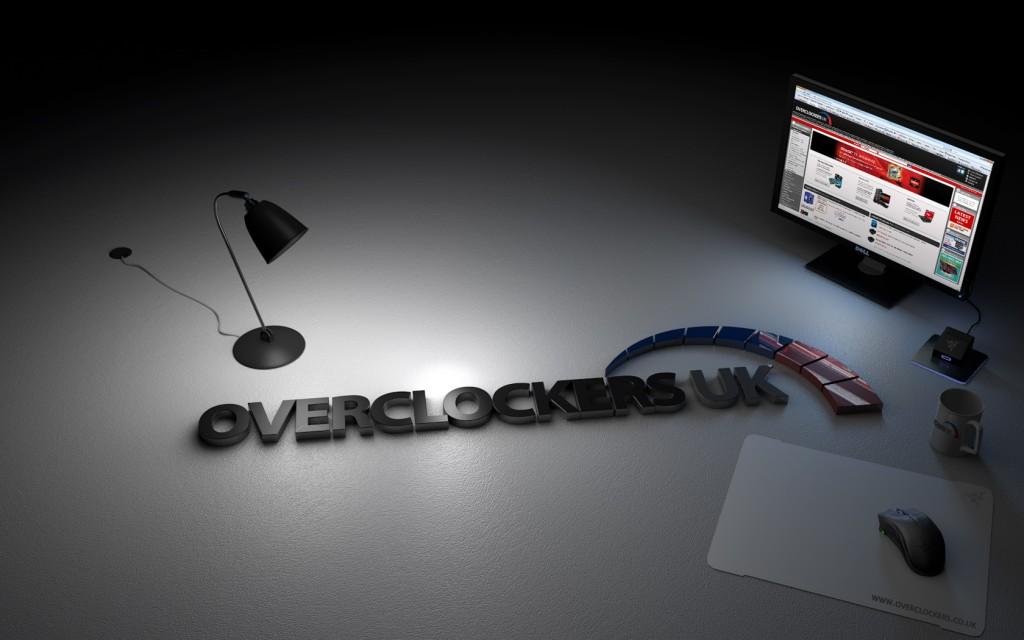 OcUK Desktop Wallpaper